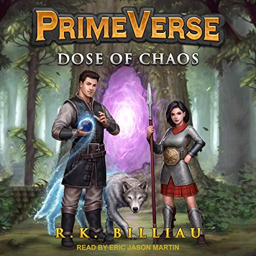 Dose of Chaos  By  cover art