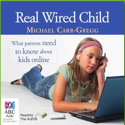 Real Wired Child audiobook cover art