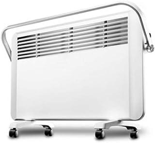 CHOME Calentador eléctrico Radiador con 3 configuraciones de Calor Termostato Protección contra sobrecalentamiento Descarga Protección contra fallas eléctricas Calentador eléctrico doméstico