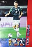 1x Einzelposter Toni Kroos Star-Poster Deutsche