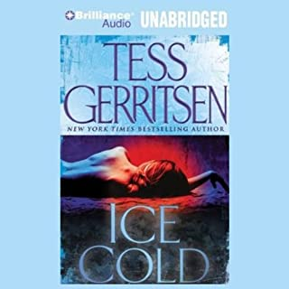 Ice Cold audiobook cover art