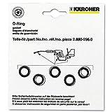 Karcher 2.880-990.0 - Set di 5 guarnizioni O-Ring per pistola tubo flessibile 5X-Kaercher