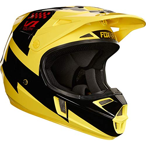 Fox Racing Sayak Adult V1 Off-Road Motorcycle Helmets 2X-Large Green