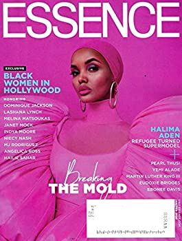 ESSENCE MAGAZINE - JANUARY / FEBRUARY 2020 / BLACK WOMEN IN HOLLYWOOD - HALIMA ADEN COVER