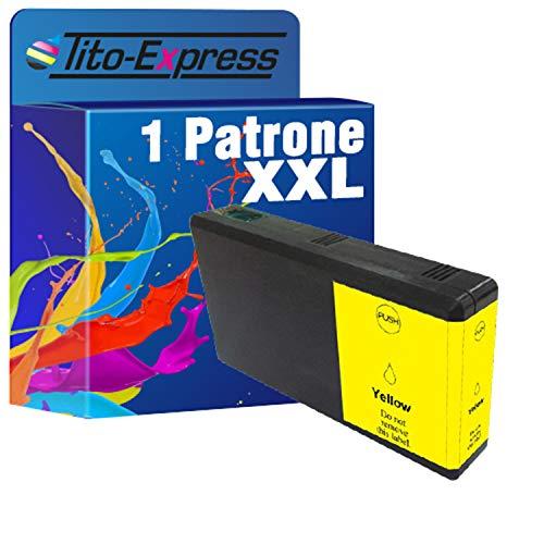 platinumserie 1x Cartuchos de Tinta XXL (compatible con Epson te7894Yellow WorkForce Pro WF 5100Series 5110DW WF-5190DW 5600Series 5620DWF WF-5690DWF