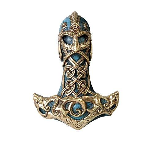 Placa de pared de martillo de Thor, The Vault de Alchemy England