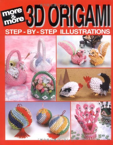 More & More 3D Origami