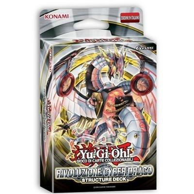 Konami - Yu-gi-oh! - la Rivoluzione Cyber Drago - Structure Deck
