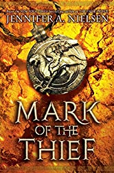 Mark of the Thief a compelling middle grade book series