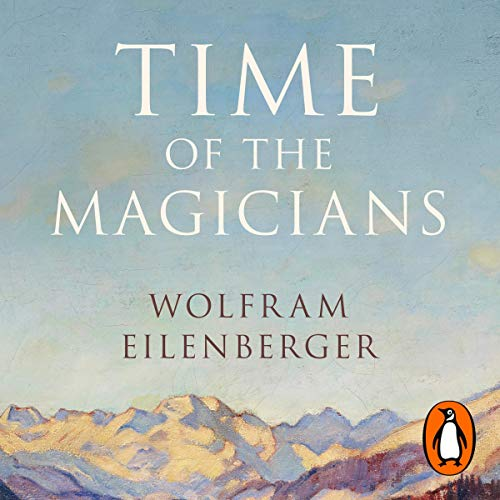 Time of the Magicians cover art