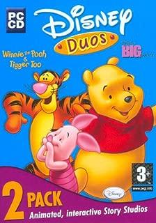 Disney Winnie the Pooh Duo (Winnie the Pooh & Tigger Too / Piglet