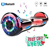 COLORWAY Overboard Gyropode Hover Scooter Board Bluetooth 6.5 Pouces, Scooter Electrique Moteur...