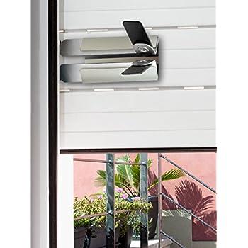Cerradura de seguridad para ventana corredera ajustable, marco de ...