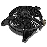 2006 Nissan Armada Performance Cooling Fans - NI3113109 OE Style AC Condenser Cooling Fan Assembly Replacement for Nissan Titan Armada 04-06