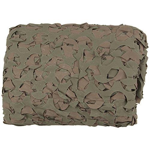 Filet Camouflage Woodland Camo 2,4 x 6m - CamoSystems