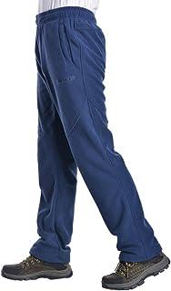 FLYGAGa 飞佳佳 户外男女情侣款加绒加厚抓绒裤柔软舒适透气保暖冲锋运动休闲长裤FJY101+FJY102