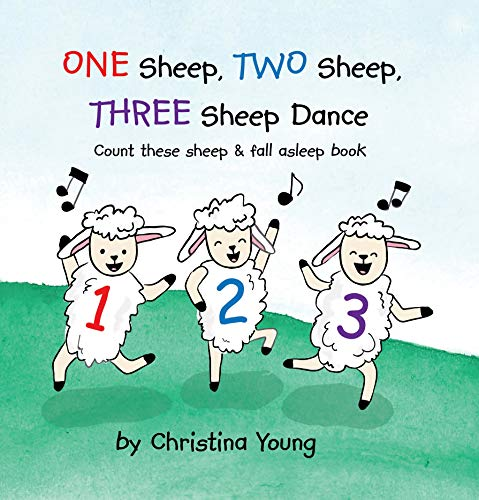 Product Image of the One, Sheep, Two Sheep, Three Dance - Children's Board Book