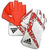 adidas Cricket Wicket Keeping Pallera 5.0 Gloves, Men's Size