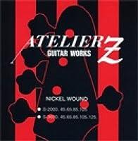 ATELIER Z S-3600 NICKEL WOUND BASS STRINGS 5弦エレキベース弦
