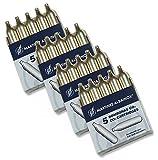 Albainox, 20 bombonas CO2, 12 gr. para Pistolas y carabinas