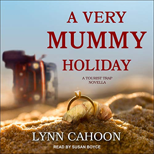 A Very Mummy Holiday cover art