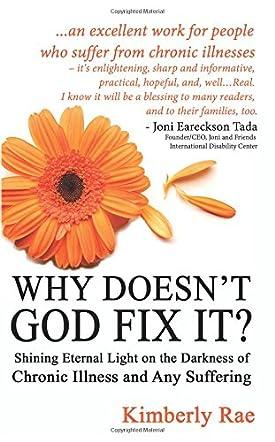 Why Doesn't God Fix It?