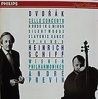 Cello Concerto / Silent Woods by Dvorak (1993-01-01)