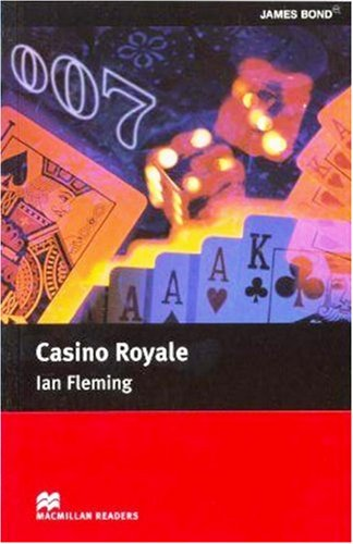 Macmillan Readers Casino Royale Pre Intermediate without CDの詳細を見る