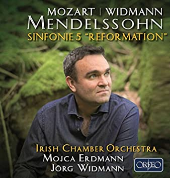 "Mendelssohn: Symphony No. 5 in D Major, Op. 107, MWV N 15 ""Reformation"""