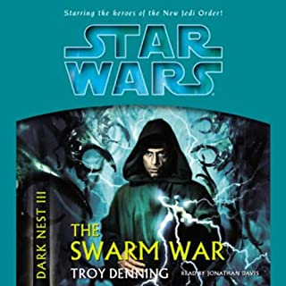 Star Wars: Dark Nest, Volume 3: The Swarm War cover art