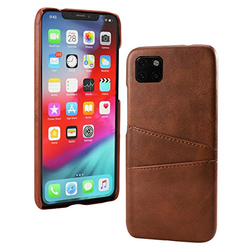 Happon Case Compatible With Iphone 11 Pro Max 6 5 Inch Wallet Case Stylish Slim Pu Leather Comfortable Stand And Card Holders Wallet Phone Cover