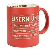 Union Berlin Hymne Tasse -