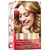 L'Oréal Paris Excellence Creme Coloration, 7,3 - Haselnußblond