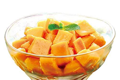 [餃子の王国]冷凍カットマンゴー 5kg(1kg×5袋) 冷凍 フルーツ マンゴー カット済 解凍 便利 さわやか デザート おやつ