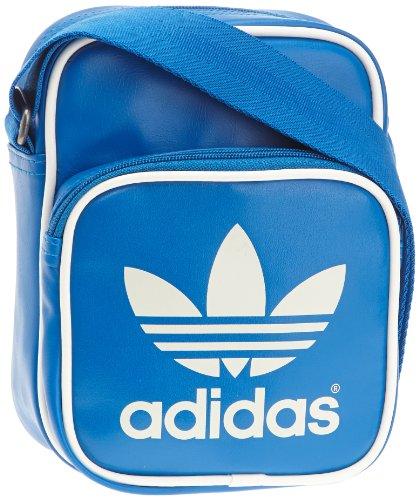 adidas Originals AC Mini Bag - Bolsa de Deporte, Color Azul, Talla única