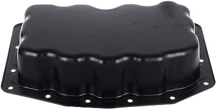 ECCPP Engine Oil Pan Drain Plug Kit fit for 11 12 13 14 15 16 17 18 Ford F-250 F-350 F-450 F-550 F650 F750 Super Duty V8 6.7L Cummins Diesel Compatible with 264-452