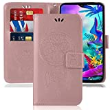 Sidande for LG G8X Thinq Case,LG V50S Thinq Wallet Case