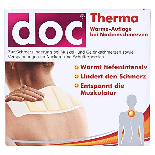 DOC THERMA Wärme-Auflage bei Nackenschmerzen 2 St