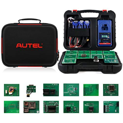 Autel XP400 PRO Key Programmer + IMKPA Expanded Key Programming Adapters Kit for IM508, IM608, IM608 Pro
