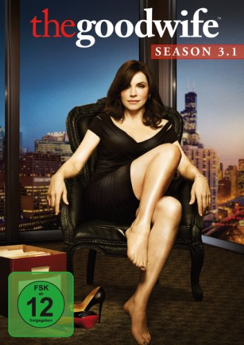 The Good Wife - Season 3.1 [Alemania] [DVD]