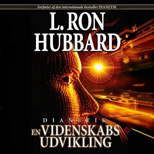 Dianetik: En Videnskabs Udvikling [Dianetics: The Evolution of a Science, Danish Edition] cover art