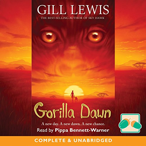 Couverture de Gorilla Dawn