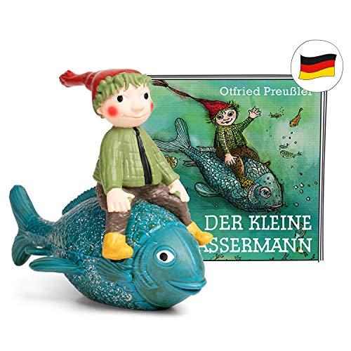 tonies Hörfiguren für Toniebox - Der kleine Wassermann - Der kleine Wassermann - ca. 112 Min. - Ab 5 Jahre -DEUTSCH