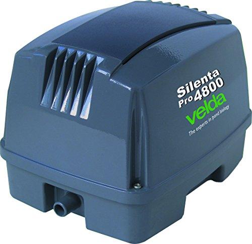 Velda 125098 Professionelles Belüftungsset für Teiche bis 25000 Liter, 65 Watt, Silenta Pro 4800