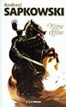 Krew elfów (Polish Edition)