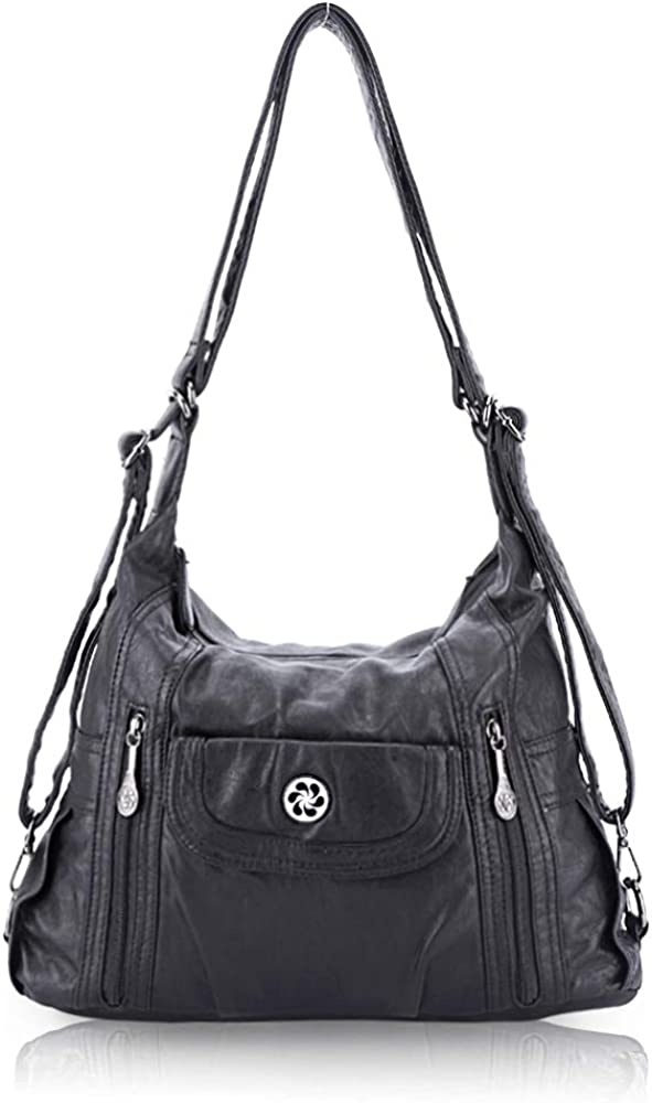 safety Women Handbags Shoulder Bags Washed Satchel Leather Mut Tote Bag Max 42% OFF