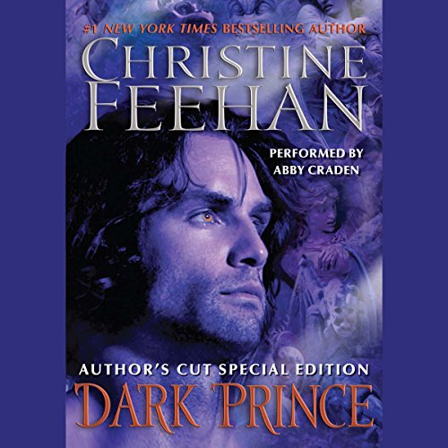Dark Prince audiobook cover art