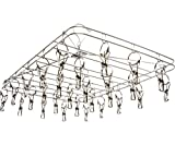 STACK!T DR28HANG STACKT Hanging Dry Rack w/28 Clips, 13.5' x 19.75',...