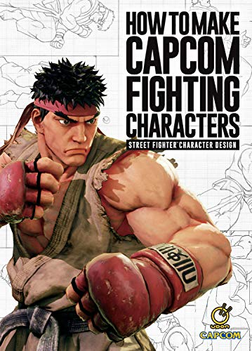 How To Make Capcom Fighting Characters: Street Fighter Character Design