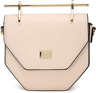 Van Heusen This Bag is Smooth Finished with Classy Look which Compliments Your Wardrobe (Beige)